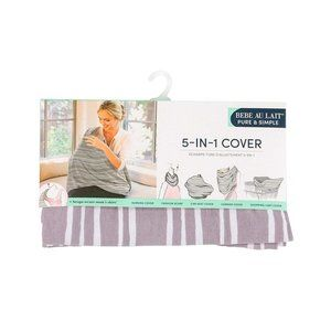 Bebe au Lait Pure and Simple 5-in-1 Cover